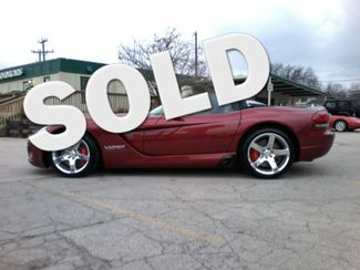 2008 Dodge Viper SRT10 Venom Red San Antonio, Texas