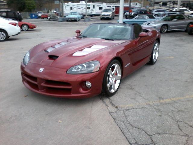 2008 Dodge Viper SRT10 Venom Red San Antonio, Texas 1