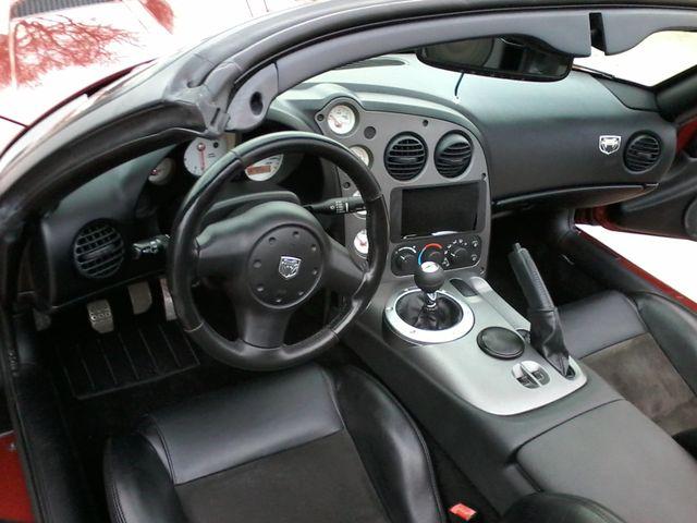 2008 Dodge Viper SRT10 Venom Red San Antonio, Texas 16