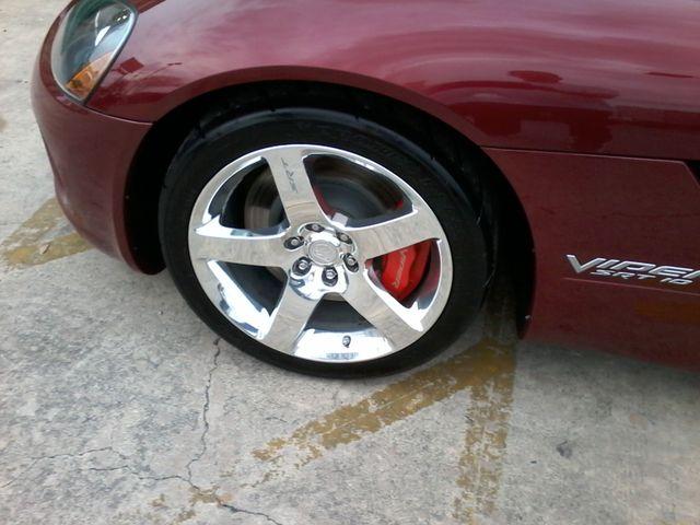 2008 Dodge Viper SRT10 Venom Red San Antonio, Texas 20
