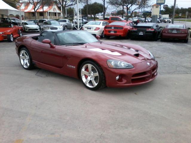 2008 Dodge Viper SRT10 Venom Red San Antonio, Texas 3