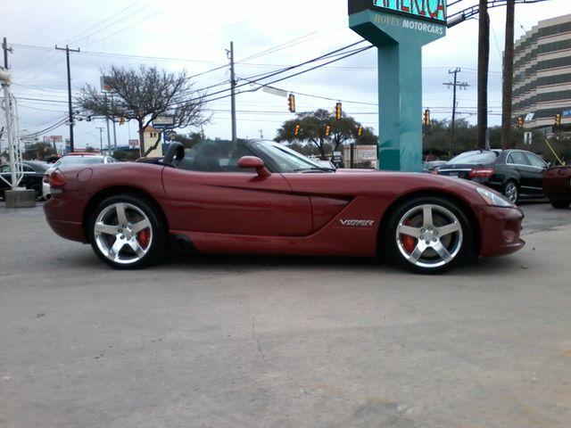 2008 Dodge Viper SRT10 Venom Red San Antonio, Texas 4