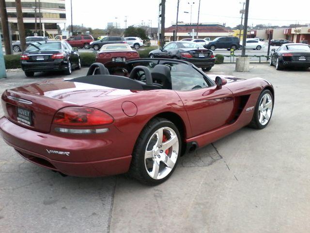 2008 Dodge Viper SRT10 Venom Red San Antonio, Texas 5