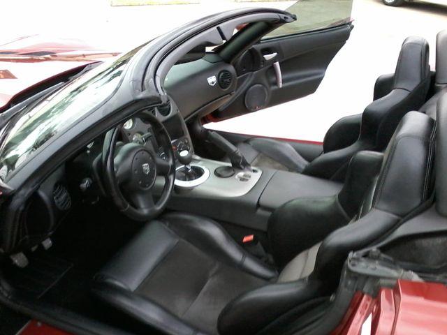 2008 Dodge Viper SRT10 Venom Red San Antonio, Texas 13