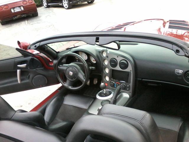 2008 Dodge Viper SRT10 Venom Red San Antonio, Texas 15