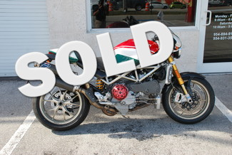 2008 Ducati S4RS TRicolore Dania Beach, Florida