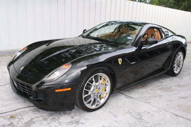 2008 Ferrari 599 GTB Fiorano Houston, Texas 1