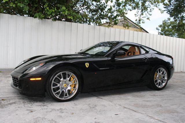 2008 Ferrari 599 GTB Fiorano Houston, Texas 2