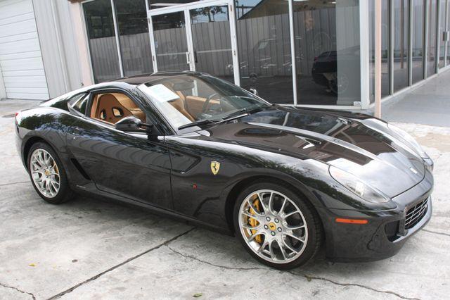 2008 Ferrari 599 GTB Fiorano Houston, Texas 3