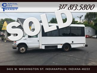 2008 Ford E350 Champion Bus 15 Passenger Wheelchair Accessible Indianapolis, IN