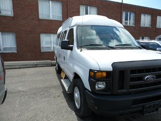 2008 Ford Econoline Cargo Van Commercial | Endicott, NY | Just In Time, Inc. in Endicott NY