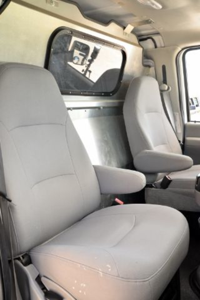 2008 Ford Econoline E-250 Extended San Antonio , Texas 14