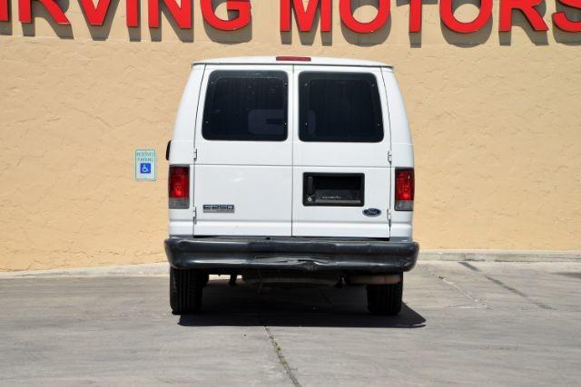 2008 Ford Econoline E-250 Extended San Antonio , Texas 6