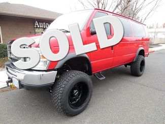 2008 Ford E350 4X4 XLT LIFTED Bend, Oregon