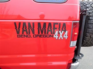 2008 Ford E350 4X4 XLT LIFTED Bend, Oregon 11