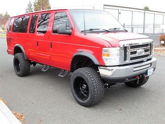 2008 Ford E350 4X4 XLT LIFTED Bend, Oregon 5
