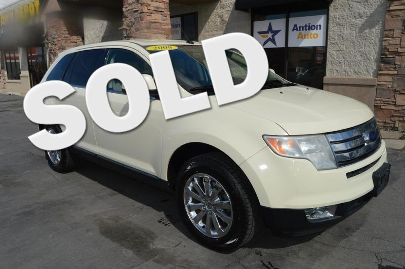 2008 Ford Edge Limited | Bountiful, UT | Antion Auto in Bountiful UT