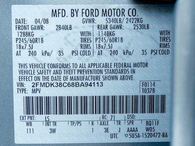 2008 Ford Edge SEL Burbank, CA 18