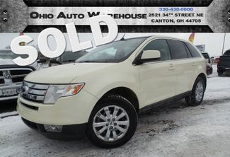 2008 Ford Edge Limited AWD Pano Roof 1-Owner We Finance | Canton, Ohio | Ohio Auto Warehouse LLC in  Ohio