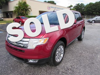 2008 Ford Edge in Clearwater Florida