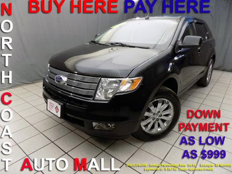 2008 Ford Edge Limited As low as $999 DOWN in Cleveland, Ohio