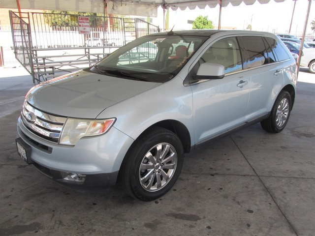 2008 Ford Edge Limited This particular Vehicle comes with 3rd Row Seat Please call or e-mail to c