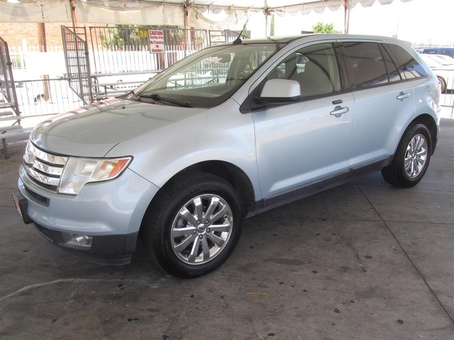 2008 Ford Edge SEL This particular Vehicle comes with 3rd Row Seat Please call or e-mail to check