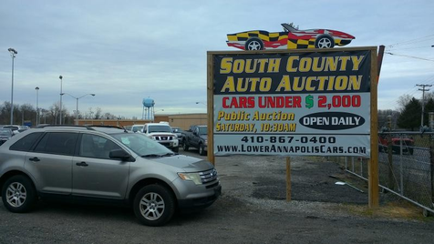 2008 Ford Edge SE in Harwood, MD