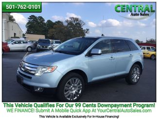 2008 Ford Edge Limited | Hot Springs, AR | Central Auto Sales in Hot Springs AR