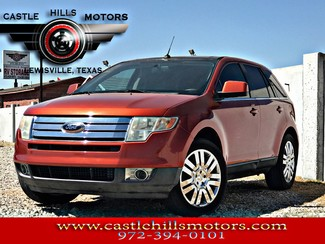 2008 Ford Edge **Includes 2 Yrs Free Maintenance** Limited - Leather, Panoramic Sunroof, Loaded! | Lewisville, Texas | Castle Hills Motors in Lewisville Texas