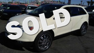 "2008 Ford Edge Limited 22"" WHEELS!  AUTOWORLD (702) 452-8488 Las Vegas, Nevada"