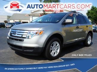 2008 Ford Edge SE | Nashville, Tennessee | Auto Mart Used Cars Inc. in Nashville Tennessee