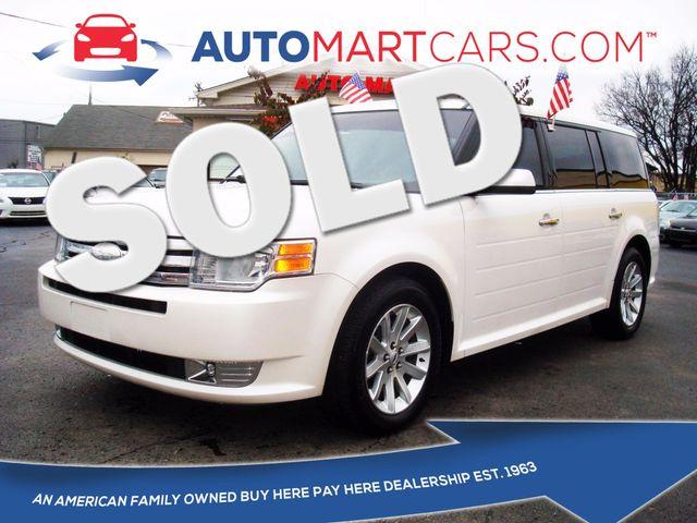 2011 Ford Flex SEL | Nashville, Tennessee | Auto Mart Used Cars Inc. in Nashville Tennessee