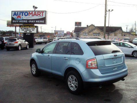 2008 Ford Edge SEL   Nashville, Tennessee   Auto Mart Used Cars Inc. in Nashville, Tennessee