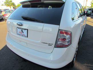 2008 Ford Edge Limited / AWD / Navi Sacramento, CA 11
