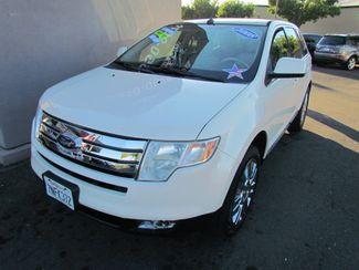 2008 Ford Edge Limited / AWD / Navi Sacramento, CA 3