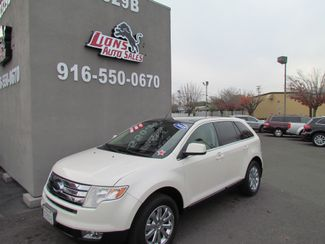 2008 Ford Edge Limited One Owner Sacramento, CA