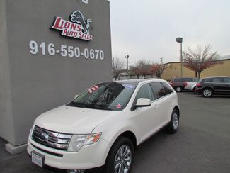 2008 Ford Edge Limited One Owner Sacramento, CA 1