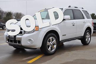 2008 Ford Escape Limited Bettendorf, Iowa