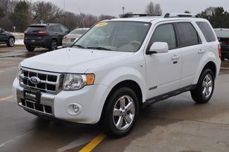 2008 Ford Escape Limited Bettendorf, Iowa 22