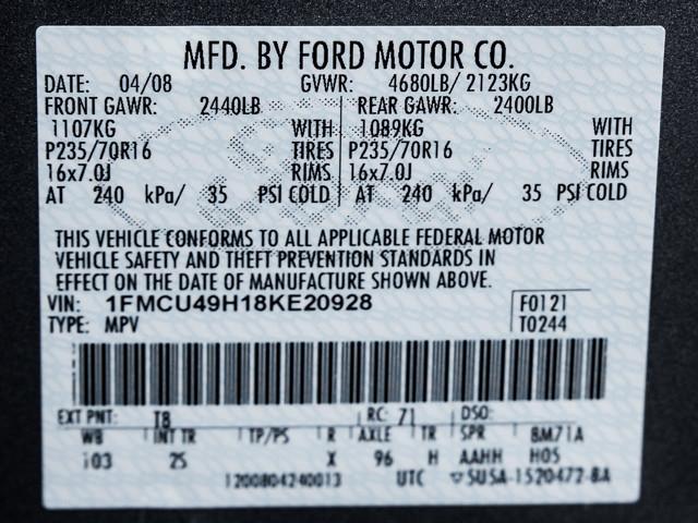 2008 Ford Escape Hybrid Burbank, CA 10