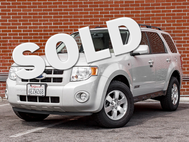 2008 Ford Escape Limited Burbank, CA 0