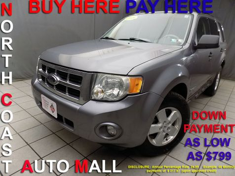 2008 Ford Escape XLT As low as $799 DOWN in Cleveland, Ohio