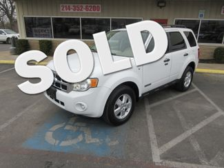2008 Ford Escape XLT/LEATHER/SUNROOF Farmers Branch, TX