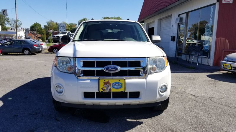 2008 Ford Escape XLT 4x4  in Frederick, Maryland