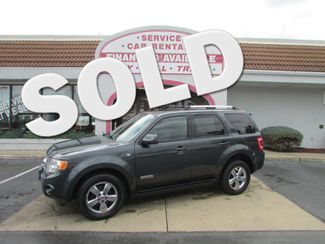 2008 Ford Escape Limited Fremont, Ohio