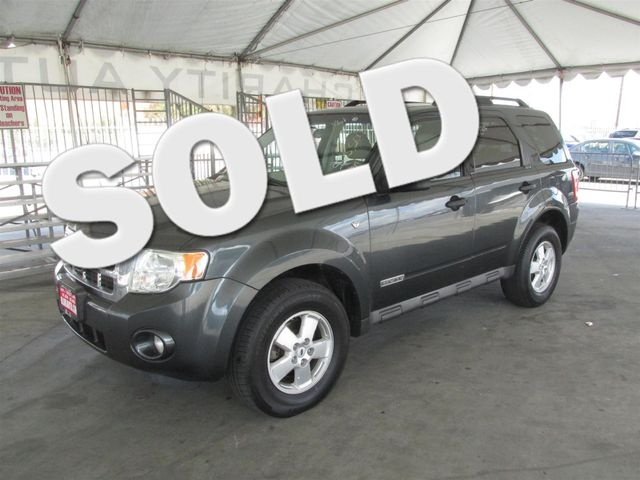2008 Ford Escape XLT Please call or e-mail to check availability All of our vehicles are availa