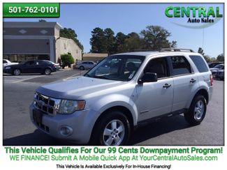 2008 Ford Escape XLT | Hot Springs, AR | Central Auto Sales in Hot Springs AR