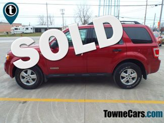 2008 Ford Escape XLT | Medina, OH | Towne Auto Sales in ohio OH