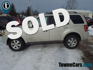 2008 Ford Escape Limited | Medina, OH | Towne Auto Sales in ohio OH